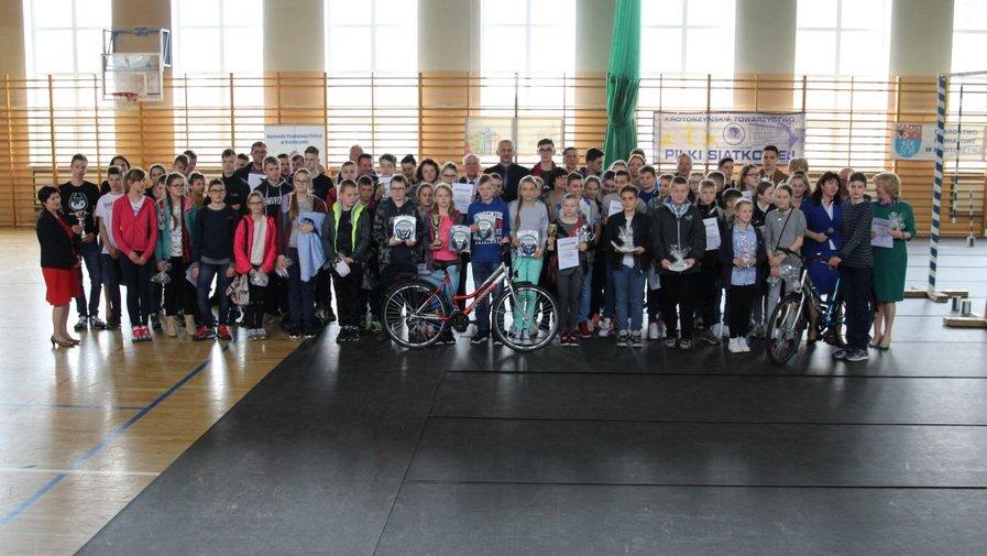 Powiatowe eliminacje do XXXX Ogólnopolskiego Turnieju Bezpieczeństwa w Ruchu Drogowym