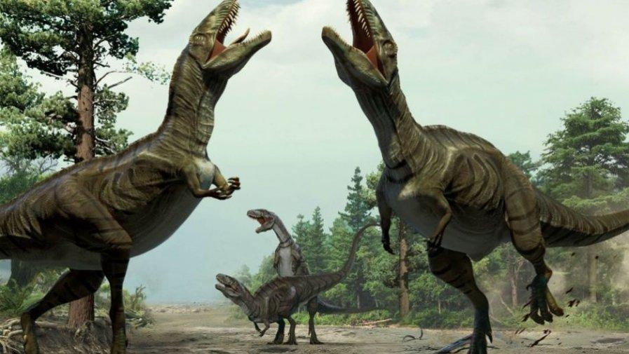 W świecie dinozaurów- oddział III