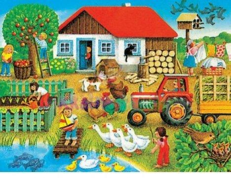 Zwierzęta wiejskie - oddział I