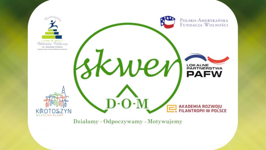 SKWER D-O-M- Biblioteka - oddział II i IV