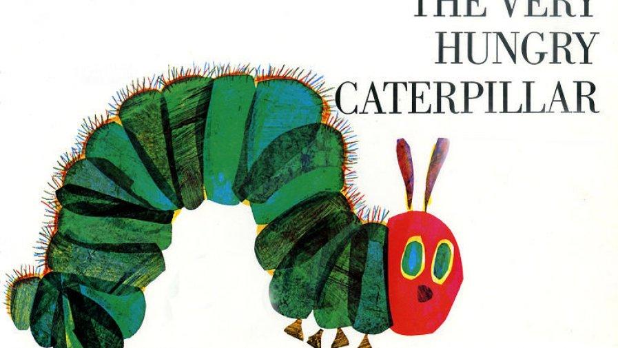 A very hungry Catepillar- oddział II, III, IV i V