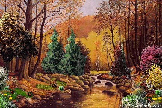 Jesienią w parku i w lesie- oddział V
