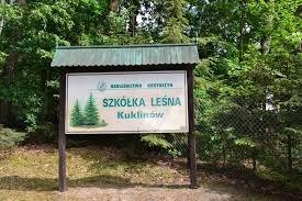 Wycieczka do Szkółki Leśnej w Kuklinowie- oddział II