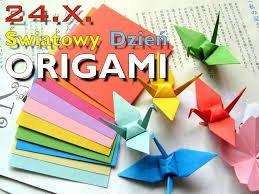 Światowy Dzień Origami-oddział II