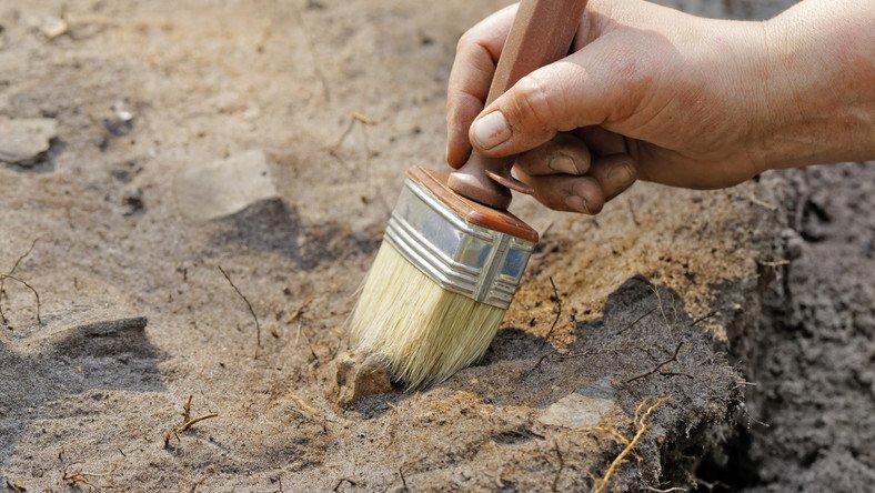 Poznajemy prace archeologa, wycieczka do Kurhan Smoszewski
