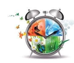 Czas, dni tygodnia i pory roku- oddział II